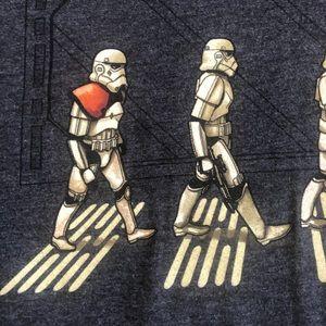 Star Wars Shirts - Star Wars Graphic Tee Men's XL